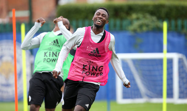 Leicester Boss hails Super Eagles star Wilfred Ndidi