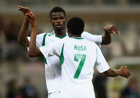 Echiejile, Musa send Eid Mubarak message to fans