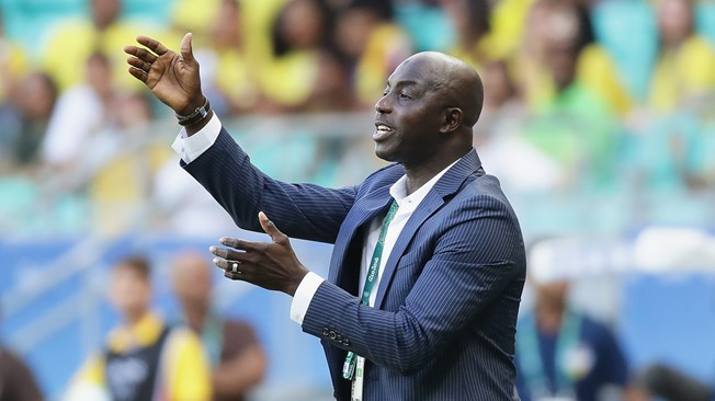 Samson Siasia 'Laments' after missing out on Cameroon job