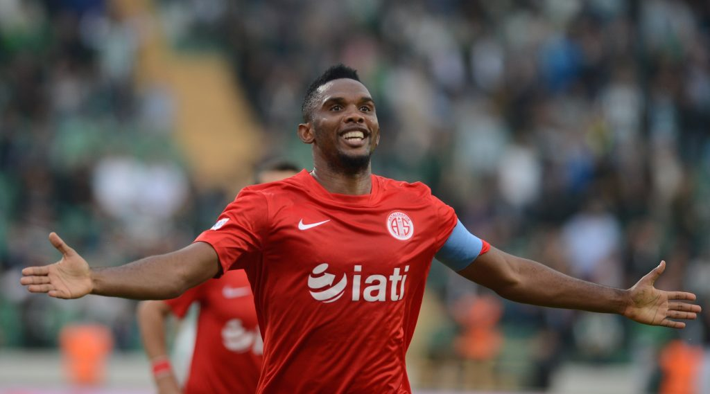 Konyaspor terminate Samuel Eto'o contract by mutual consent