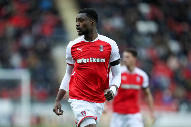 Rotherdam United's Semilogo Ajayi delighted to receive Super Eagles' call-up