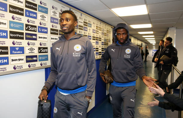 Ndidi, Iheanacho to start as Leicester face Man United in Premier League Opener