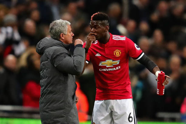 New Twist! Man United Boss Jose Mourinho tells Pogba he can leave