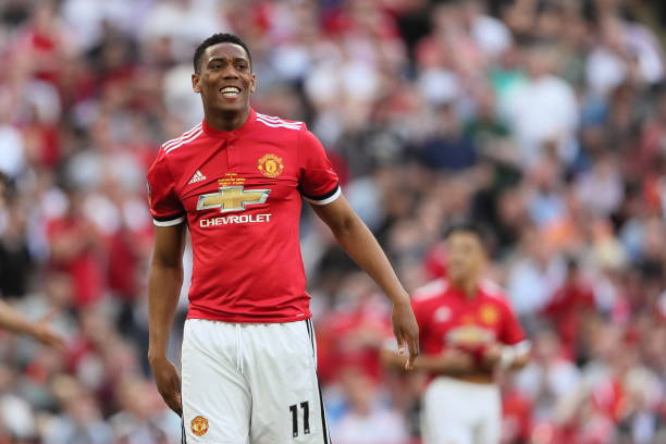 AC Milan submit bid to end Anthony Martial Man Utd's misery