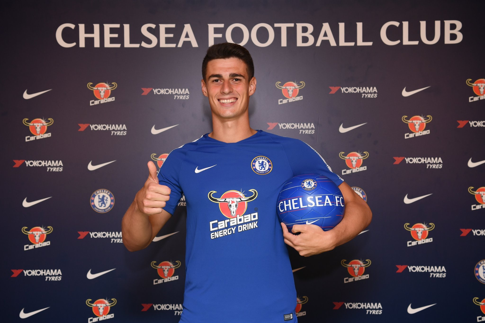 BREAKING! Chelsea sign Courtois replacement KEPA Arrizabalaga