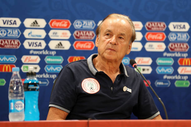 Gernot Rohr hints at possible Saudi Arabia friendly for Eagles