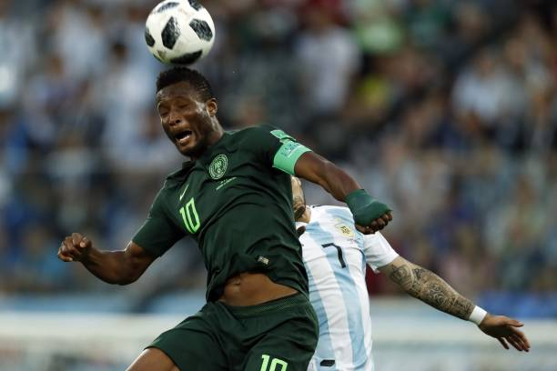 Gernot Rohr rules Skipper Mikel Obi out of Seychelles clash