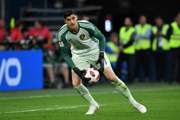 Chelsea 'call off Courtois to Real Madrid' move