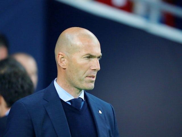 Manchester United board 'rule out Zinedine Zidane Offer