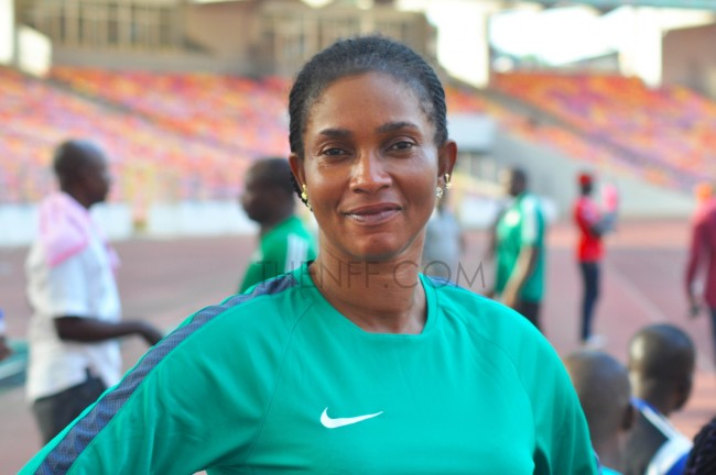 Chiejine lauds Falconets' effort despite World Cup ouster