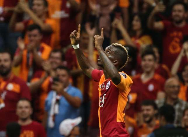 Onyekuru grabs winner as Galatasaray beat Goztepe 1-0