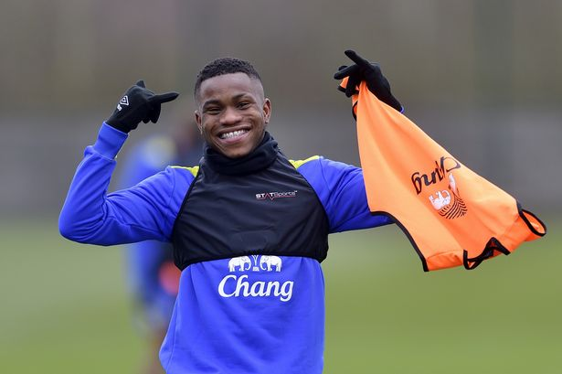 RB Leipzig make 'Improved' £22m bid for Everton's Ademola Lookman