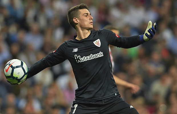 BREAKING: Chelsea will pay €80 million for Athletic Goalkeeper Kepa
