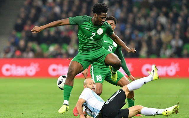JUST IN – Ola Aina out of Seychelles tie due to injury