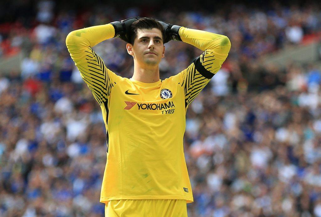 BREAKING! Courtois tells Maurizio Sarri he wants to leave Chelsea