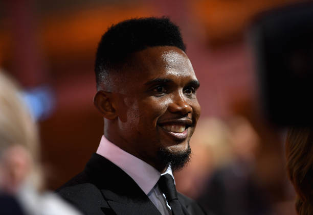 Samuel Eto'o promises to buy house for homeless Ex-Cameroon captain