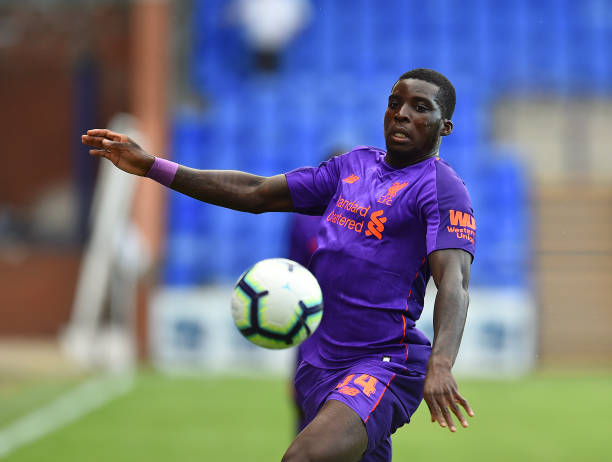 Nigeria-born Sheyi Ojo signs new Liverpool deal and makes loan move