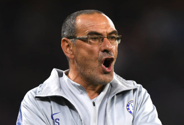 "Sarri blasts Chelsea players for ""unacceptable"" effort in loss to Arsenal"