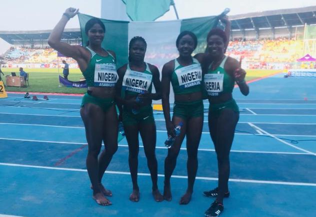 CAA 2018: Team Nigeria's Third Place Finish an Overachievement
