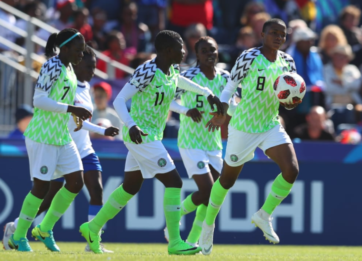 12th African Games: Falconets edge Cameroon on penalties to win gold