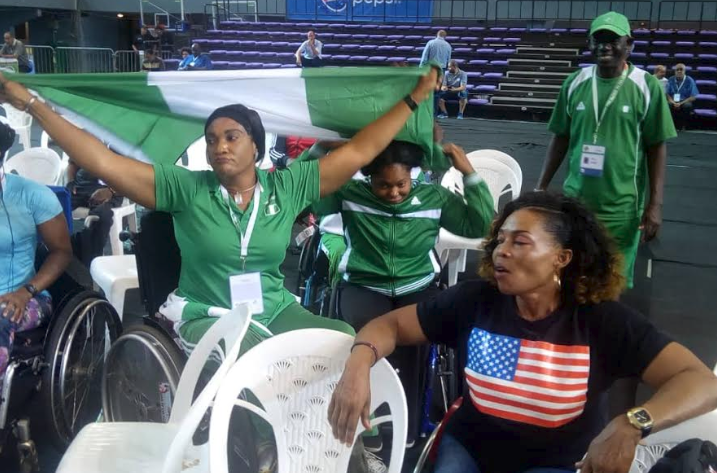 Bling Bling!! Nigeria Finish Tops in Algiers with 11 Gold, 2 Silver
