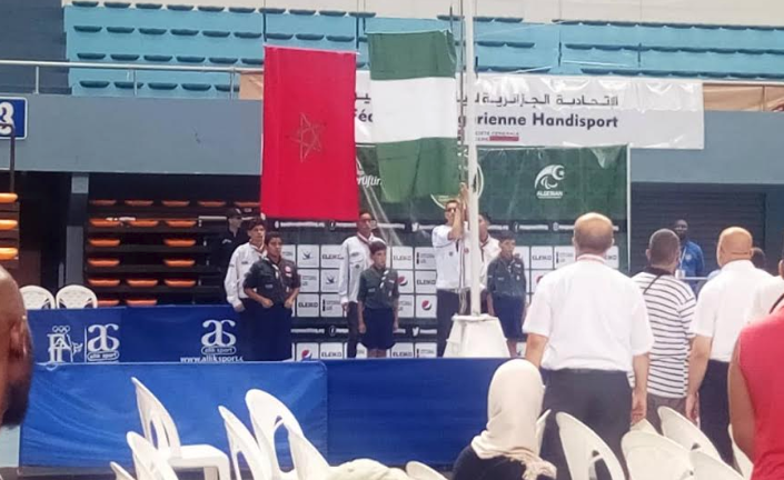 Team Nigeria Claims 7th Gold Medal at African Powerlifting Championship
