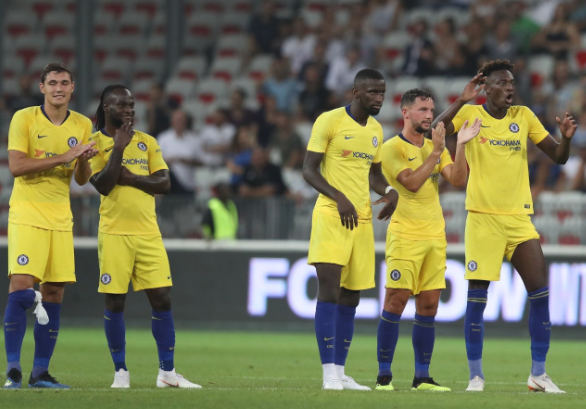 Victor Moses out to impress Sarri against Arsenal… Omeruo, Aina frozen out
