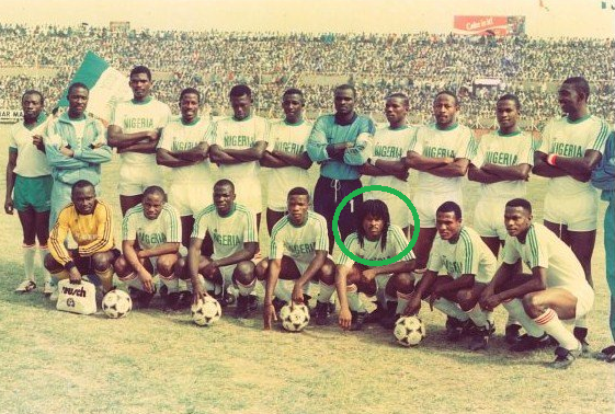 NFF tweets Tribute to in Memory of late Samuel Okwaraji
