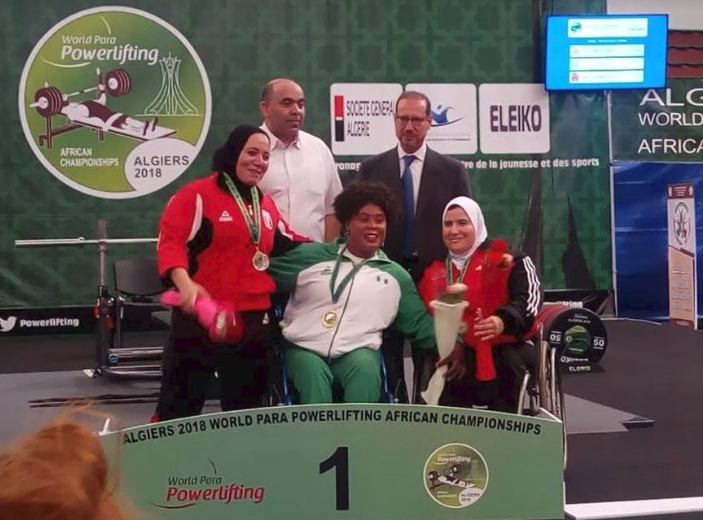 Omolayo Bose picks Gold, Sets World Record and Nnamdi adds 9th Gold in Algiers