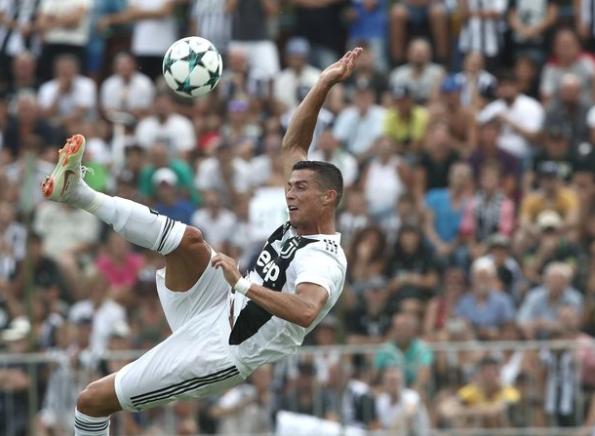 Cristiano Ronaldo Scores on Juventus debut, Match Abandoned