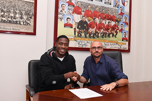 I can Learn a lot in Italy! Aina excited with Torino move