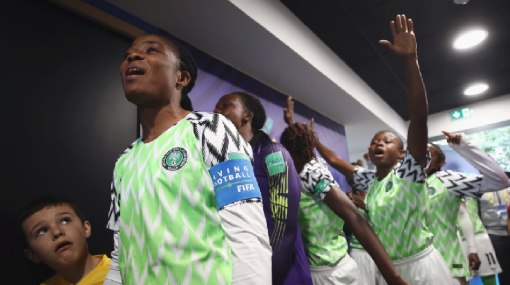 FG Congratulates the Falconets over South Africa thrashing