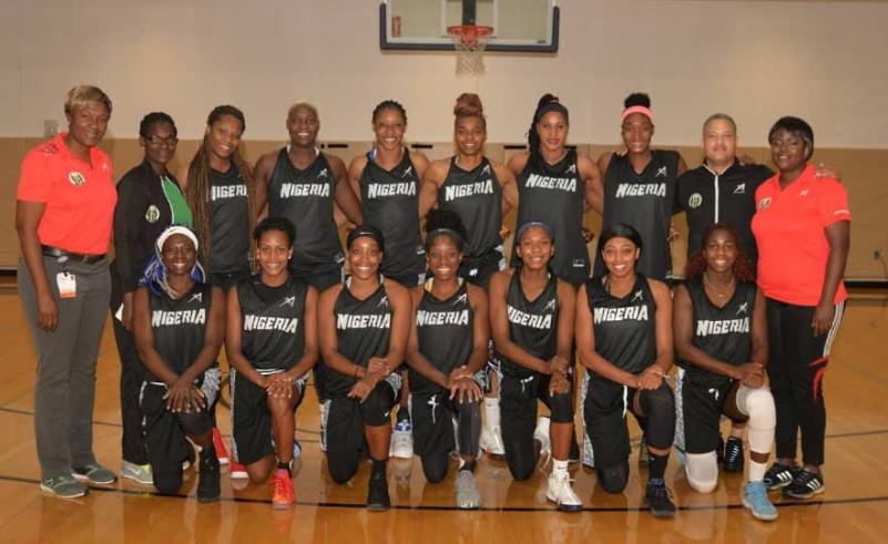 FIBA World Cup: D'Tigress wrap up Atlanta camp, head to Lagos