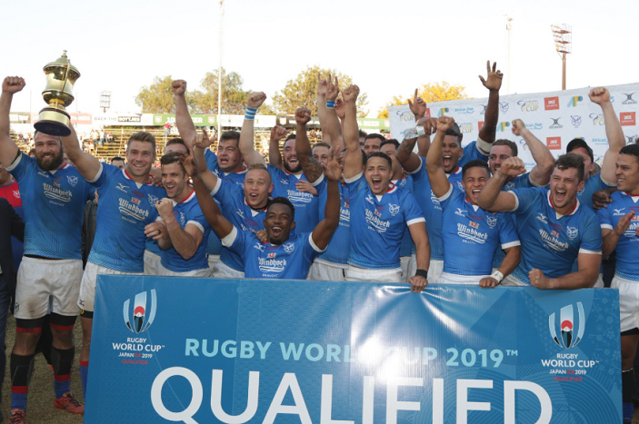 Namibia Crowned Africa Rugby Champions, as Nigeria seeks Bronze Cup Status