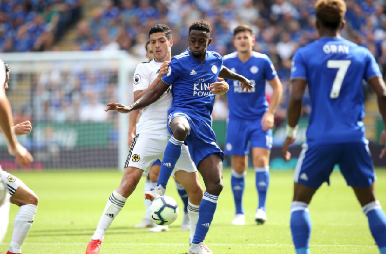 Wilfred Ndidi rates High in Leicester City Win vs Wolves