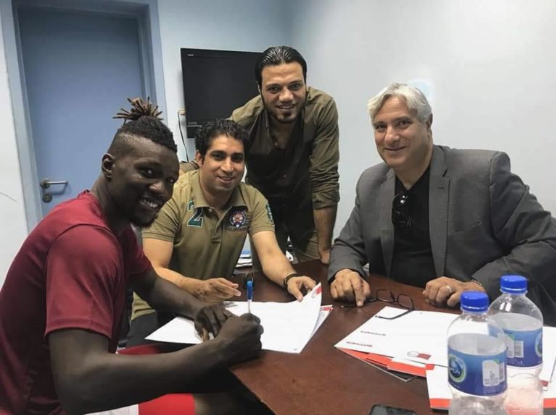 Odah joins Egyptian Club Enppi