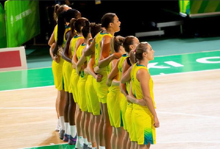 Basketball Australia names Roster for FIBA World Cup