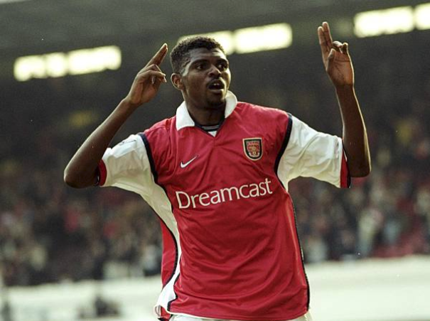 Salute! Arsenal, Inter, Abu Azeez Celebrate King Kanu