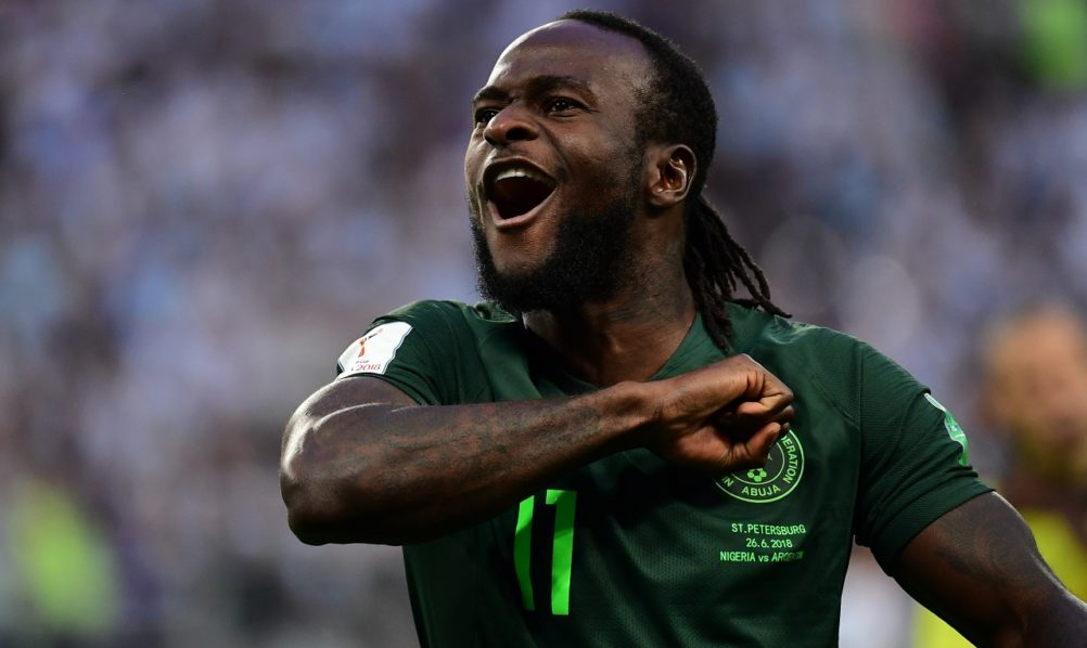 Rohr will like to have Moses back in Eagles squad, says Pascal