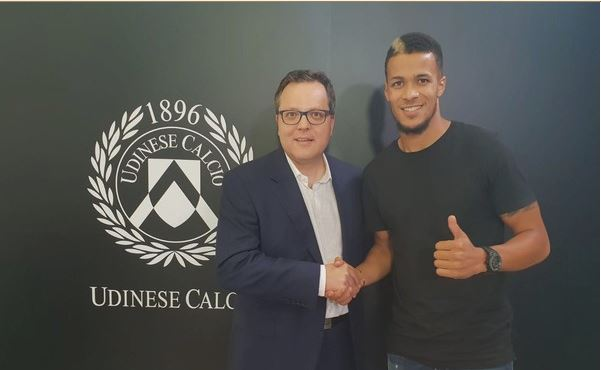 OFFICIAL! William Troost-Ekong joins Udinese