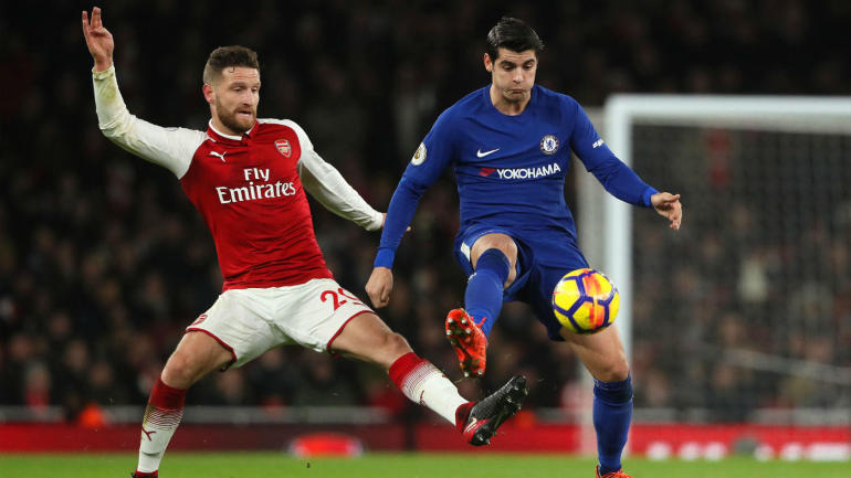 LONDON DERBY: How Chelsea could line up against Arsenal