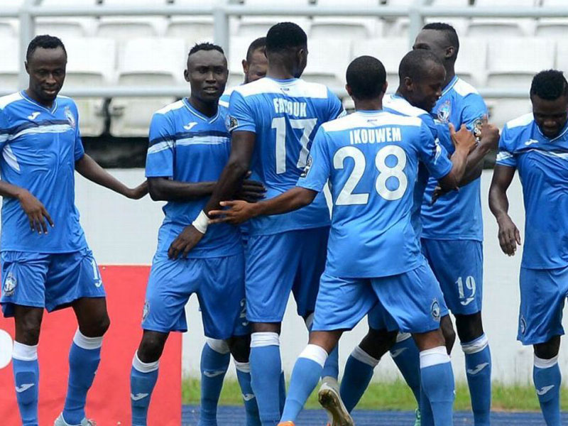 Enyimba trounce Rayon Sports 5-1 to reach Confederation Cup Semis