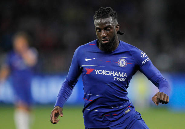 BREAKING: Chelsea flop Bakayoko joins AC Milan on loan