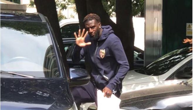 Bakayoko completes AC Milan medical