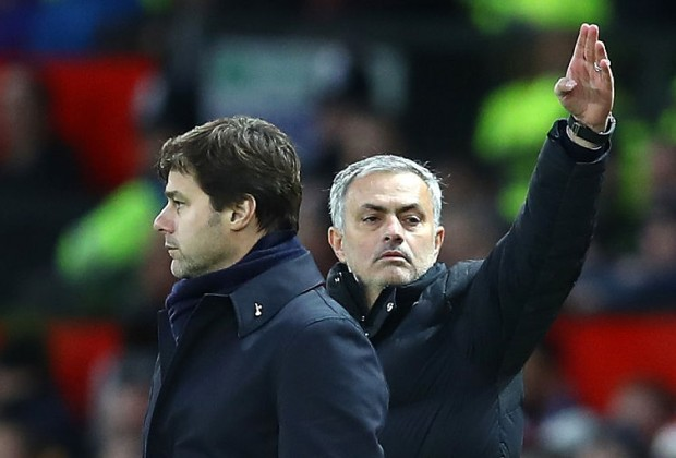 Spurs Boss Pochettino excited for latest battle with 'inspirational' Mourinho