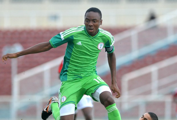 Nwakali thankful after earning first senior international call up