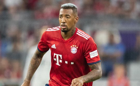 Why Bayern defender Jerome Boateng rejected Man United move