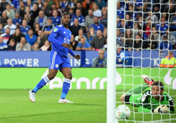 Iheanacho scores as Leicester advance to Carabao Cup 3rd round