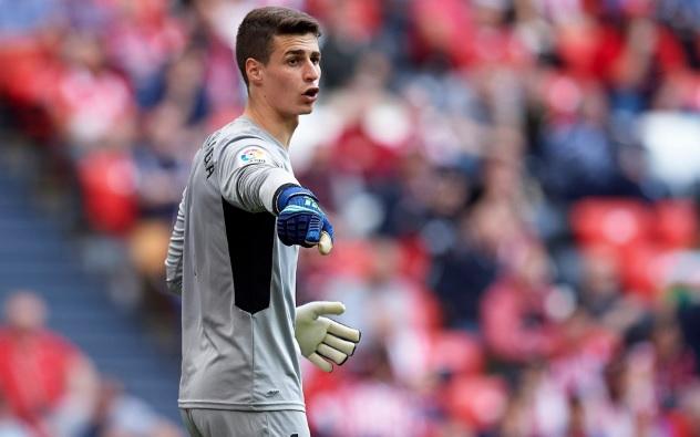 Chelsea 'seal world record deal' for £72m goalkeeper KEPA