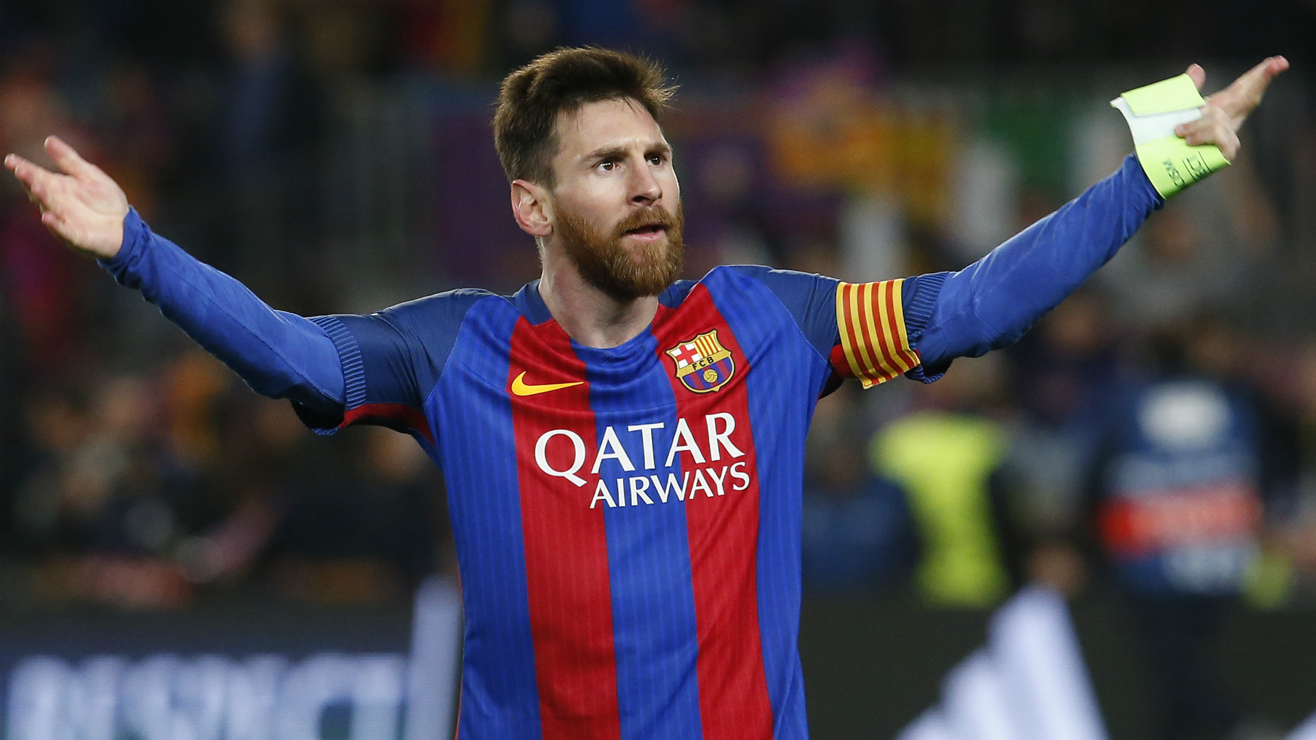 BREAKING! Lionel Messi has been named Barcelona's new Captain